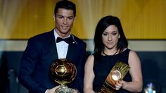 Yılın Futbolcusu Cristiano Ronaldo…
