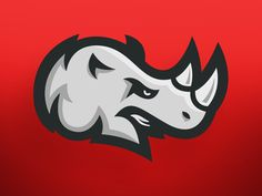 Rhino Logo // Mason Designs