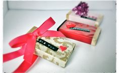 decorated matchboxes  #matchbox craft  #craft  #valentines gift #homemade gift #decorating matchboxes