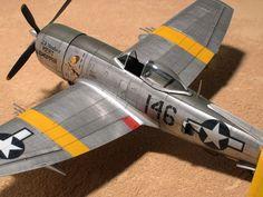 「P-47N」