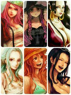 One Piece Girl