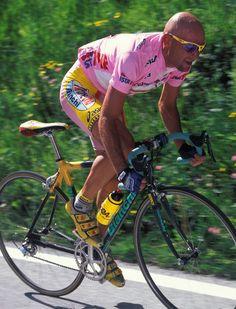 #MarcoPantani - Giro d'Italia