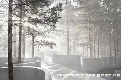 Architecture and Landscape in Norway © Ken Schluchtmann