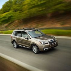 Introducing the updated 2017 Forester now with even more to love. Learn about the new features here: http://ift.tt/1T6LdhO by subaru_usa