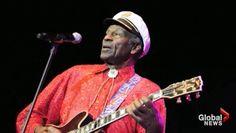 03/18/2017 - Chuck Berry, legendary rock 'n' roll Hall of Famer, dead at 90