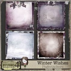 Winter Wishes - Pagestackers