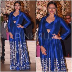 Celebrity Style,anita dongre,sonakshi sinha