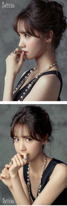 Viajando por el mundo POP - Espacio Kpop : La idol de Corea del Sur Yoona nos muestra su nuevo look para la revista de moda ELLE