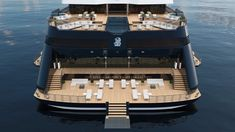 The new Ritz-Carlton luxury cruise ships for the '1% of global travelers' look like incredible super yachts and you can start booking next month