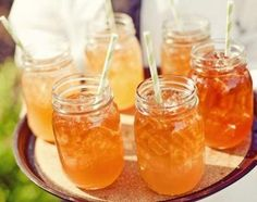Perfect Sweet Tea - Makes 1 gal Ingredients:  5-8 Family size tea bags or 12 regular bags Luzianne/Liptons brand, 1 Quart/4 cups boiling water, 3 Quarts/12 cups cool water, 1 1/2 - 2 cups sugar, 1/4 tsp baking soda. Directions: Sprinkle baking soda into a gal. size pitcher. Add tea bags to pitcher, pour boiling water over tea bags, cover & steep 15 mins. Remove & toss out tea bags, add sugar & stir until completely dissolved. Add cool water. Refrigerate until cold. Serve over ice.