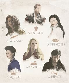 A wizard, a knight, a princess, a savior, a queen, and a pirate. Join forces to find the impossible.