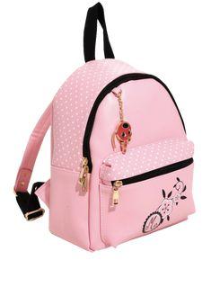 Miraculous: Tales Of Ladybug & Cat Noir Mini Backpack, Tales Of Ladybug & Cat Noir Mini BackpackMiraculous: Tales Of Ladybug & Cat Noir Mini Backpack, By daylight, Marinette Dupain-Cheng and Ad. Girly Backpacks, Cute Mini Backpacks, Fashion Bags, Fashion Backpack, Miraculous Ladybug Toys, Lady Bug, Cute Bags, Backpack Purse, Meraculous Ladybug