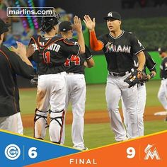 @giancarlo818 and @bour41's power delivers thrilling come-from-behind win. We go for the series win tomorrow on #JoséDay! #FishWin