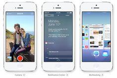 APPLE IPHONE IOS 7 WWDC