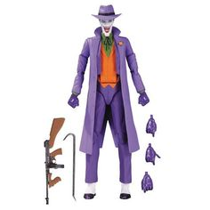 Joker Death in Family Action Figure by DC Collectibles