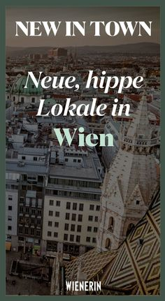 neue, hippe Lokale in Wien Travel Through Europe, Salzburg Austria, Austria Travel, Vienna, Wonders Of The World, Travel Guide, Travel Inspiration, Travel Destinations, Places To Go