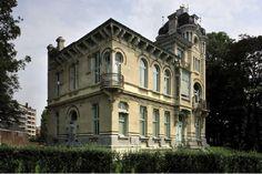 Leon Delune - Maison Delune. Circa 1904. Brussels, Belgium.