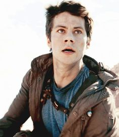 Dylan O'Brien as Thomas #TheDeathCure