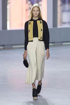 Proenza Schouler Spring 2014  NEW YORK FASHION WEEK: SPRING 2014