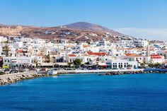 From lesser-known villages where the black wine flows to an overlooked city in plain view, these are (in our opinion) the most underrated places in Greece. Greek Islands Vacation, Greece Vacation, Greece Travel, Best Places In Europe, Places In Greece, Places To See, Paros, Hotels, Ruins