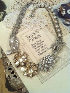 Charitable Exquisite Kate Spade Window Seat Statement Necklace Earrings Set Bridal Pearl Bridal & Wedding Party Jewelry