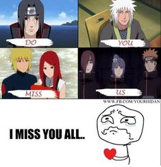 Yeeesssss I miss you too