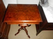 Burr Walnut sewing Box Sewing Box, Dining Table, Furniture, Home Decor, Decoration Home, Room Decor, Dinner Table, Home Furnishings, Dining Room Table
