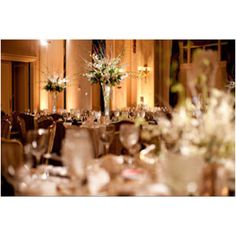 Wedding Reception at the Jefferson Hotel