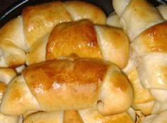 Sajtos-sonkás kifli recept