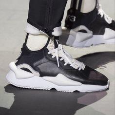 287360ce5 Y3 Kaiwa via jameslee6891 More on RHB RBS Dad Sneakers