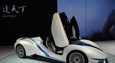 Top 10 Concept Cars at Beijing Auto Show 2016