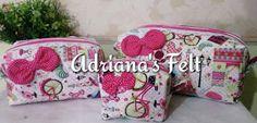 Dreams Factory by Jeane: Vitrine da Artesã - Adriana's Felt