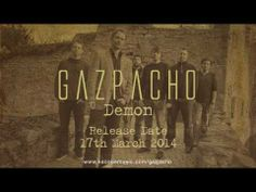 Gazpacho - Demon (Album Trailer) - YouTube. New album due out March 2014. Hard to categorize their sound art rock, prog rock with classical thrown in.
