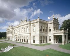 Brodsworth Hall in Doncaster, South Yorkshire, England
