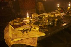 adult pirate party table setting - Google Search
