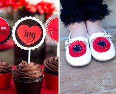 "Ladybug ""Love Bug"" Birthday Party"