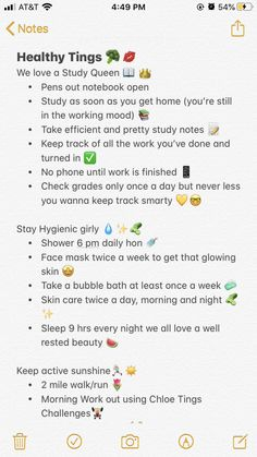 School Routine For Teens, Morning Routine School, School Routines, Life Hacks For School, School Study Tips, Girl Life Hacks, Skin Care Routine Steps, Self Care Routine, Beauty Tips For Glowing Skin