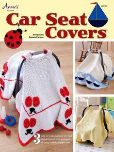 Car Seat Covers [AA885130] - $5.95 : Maggie Weldon, Free Crochet Patterns