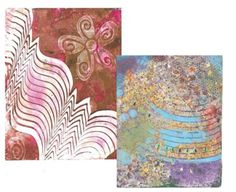 The Do's and Don'ts of Gelli Plate Printing By Nicole Tinkham; interesting, worth reading!!