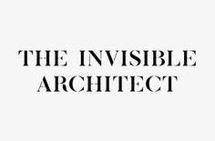 NizioletiDesigned by John Morgan Studio  Stencil alphabet designed for Common Ground, Venice Architecture Biennale 2012