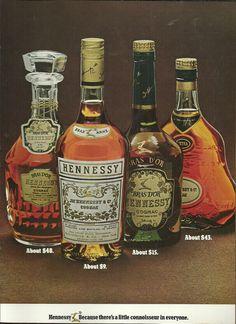 1971 PRINT AD for HENNESSY COGNAC | eBay