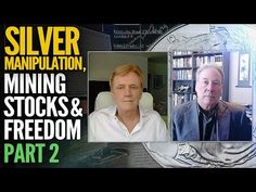 http://www.investingoldnow.com/silver-manipulation-mining-stocks-freedom-with-mike-moloney-and-david-morgan/  Silver Manipulation, Mining Stocks & Freedom With Mike Moloney and David Morgan
