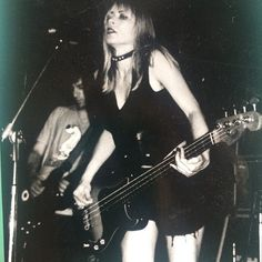 Kim Gordon of Sonic Youth Kim Gordon, Kim Deal, Music Aesthetic, Aesthetic Girl, Music Background, Music Rock, Rock And Roll Girl, Punk Rock Girls, Indie Girl