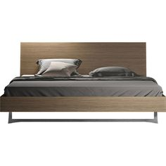 Found it at Wayfair - Broome Panel Bed