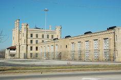 Joliet Prison Prison Cell, Prison Break, Joliet Prison, Chicago Water Tower, Haunted Prison, Crest Hill, Crime Of The Century, Abandoned Prisons, Wentworth Miller