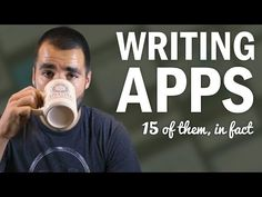 15 Writing Apps to Help You Write Papers and Essays Faster - College Info Geek - YouTube