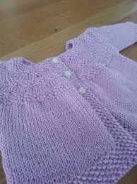 Image result for baby matinee jacket pattern free
