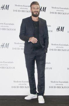 nightsinbrooklyn:  David Beckham | Madrid, Spain 3.20.2015