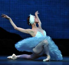 ✯ Uliana Lopatkina in Swan Lake✯