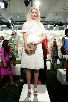 Kate Spade Spring 2015 Show | New York Fashion Week | POPSUGAR Style & Trends